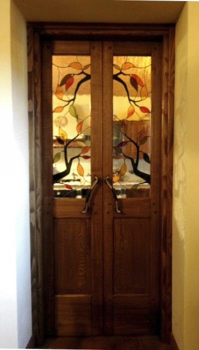 Pannelli decorativi per porta