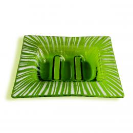 Portasapone verde