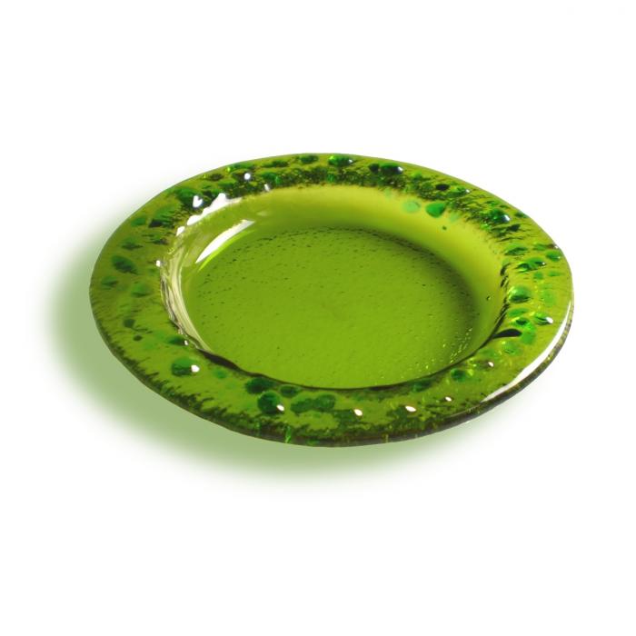 Sottobicchiere - sottobottiglia verde