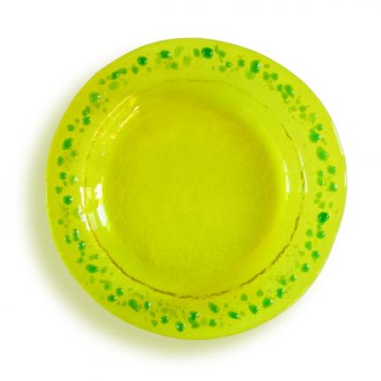 Sottobicchiere - sottobottiglia giallo