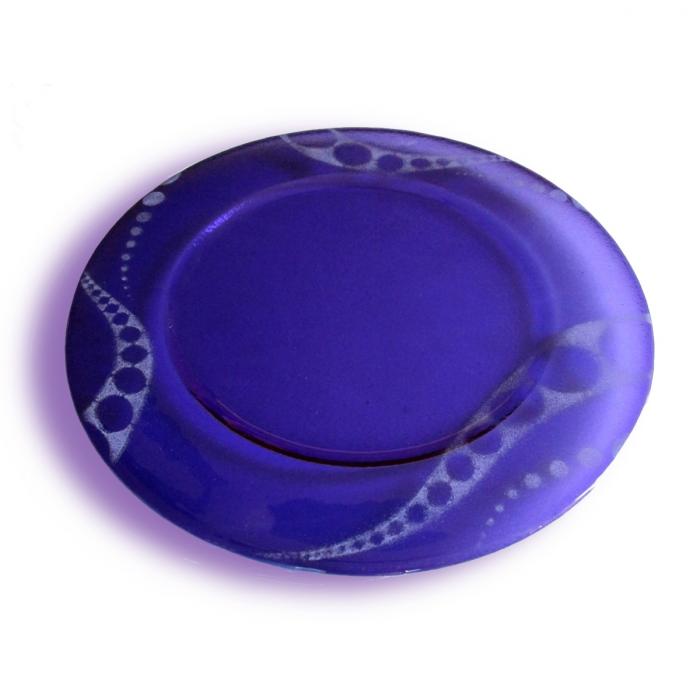 piatto viola serie flux