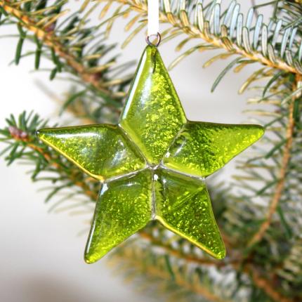 Stella verde chiaro